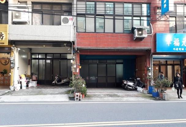 嘉興路店面+22間套房