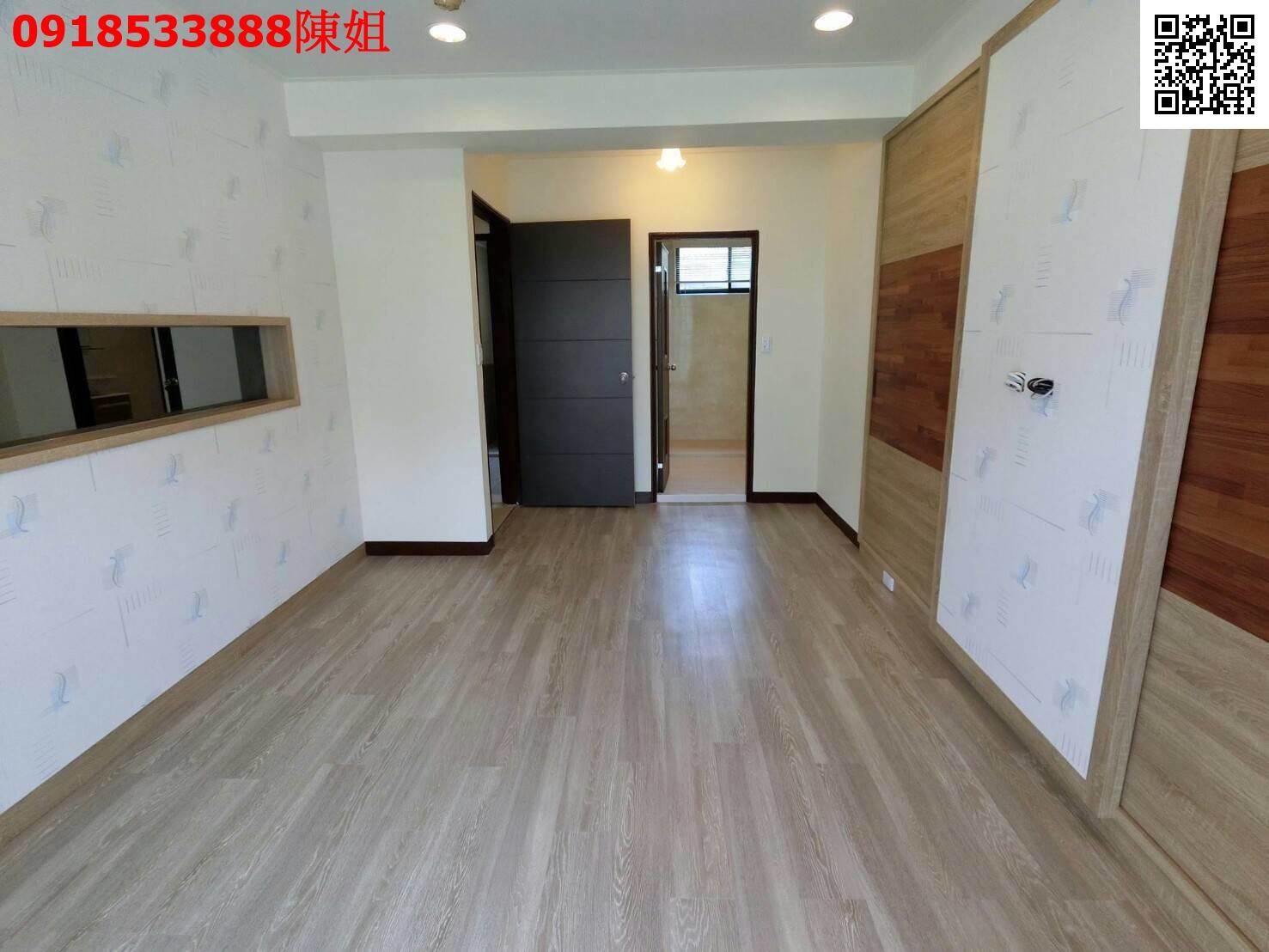 嘉義市西區廣州街生活家美3房華廈 全新整理車位可租