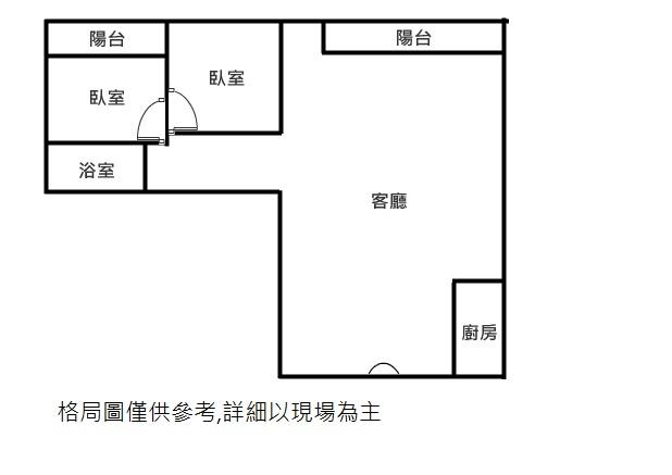 ~*☆東門路三段 - 煙波四季雙房平車~全新未住