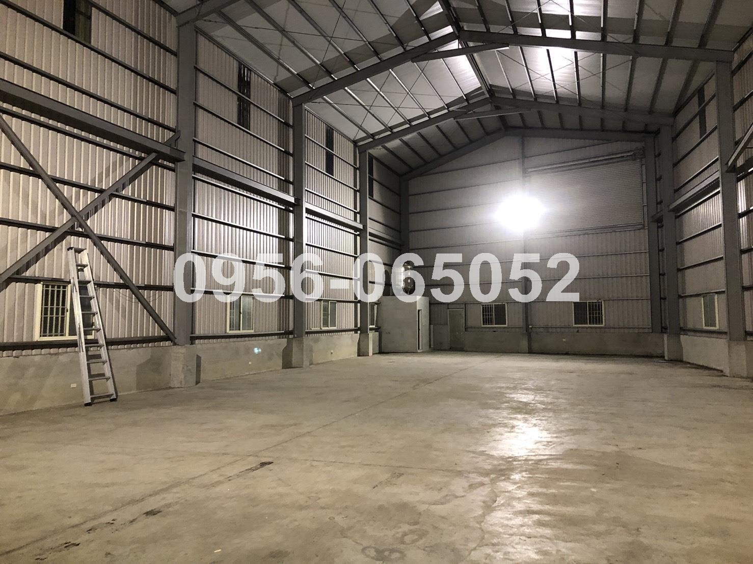 高雄廠房出租-大社挑高採光廠房154坪出租