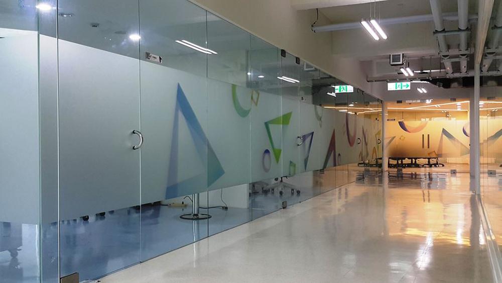 中軟全新商務辦公室(Dali Art藝術廣場旁)