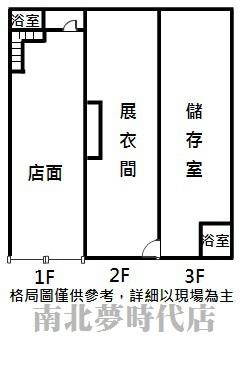 ~*☆中西區公園路 - 遠百商業區黃金店面~臨路18米