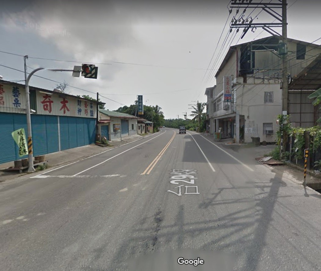 旗甲路旁建地