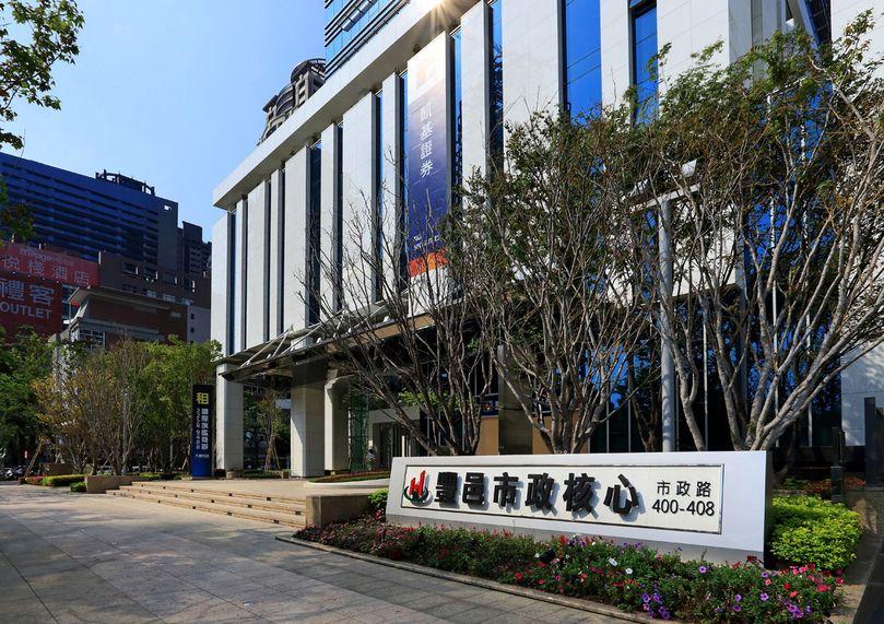 豐邑市政核心-雙面採光視野戶