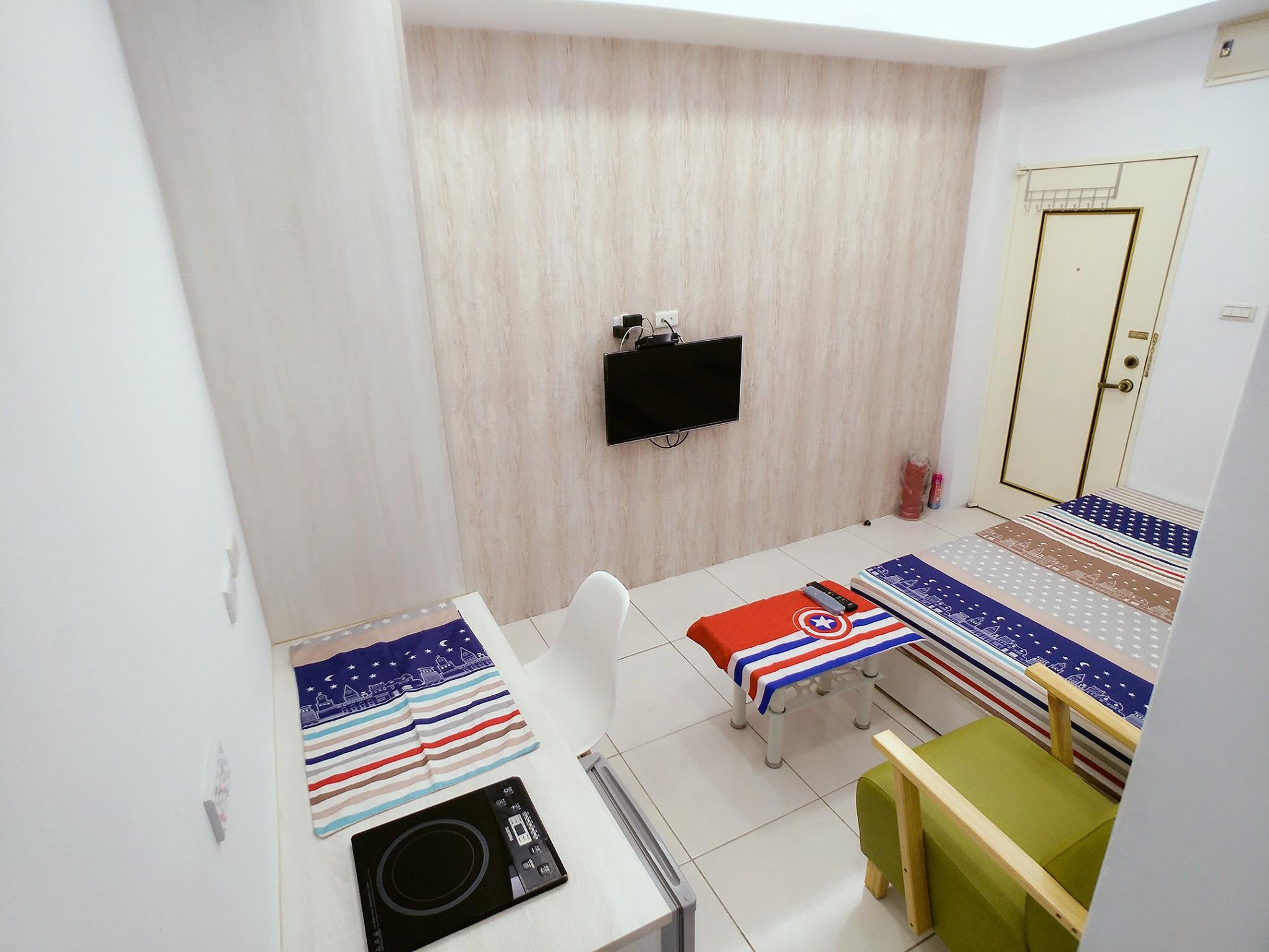 ❤陽台獨洗❤全新設備、勤美、新時代、車站