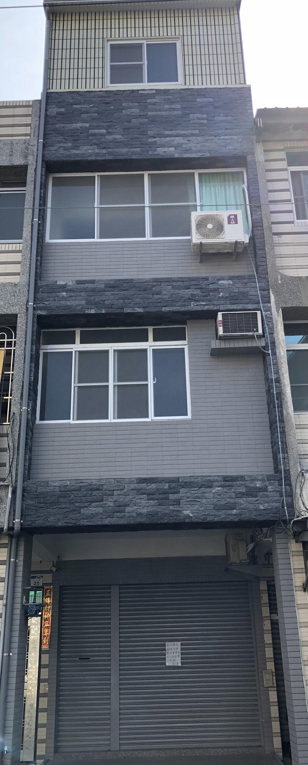 全新翻修透天4樓