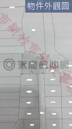八大學區超大地坪田字透天,可規劃重蓋