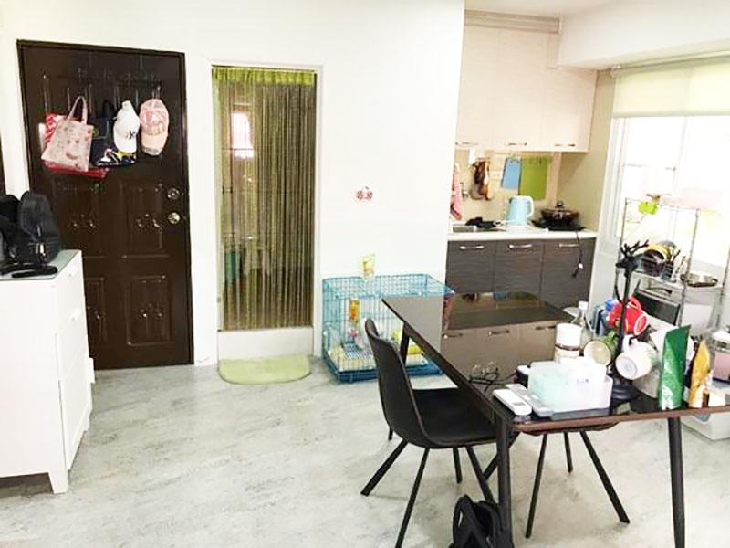 美麗島站★【南台】捷運宅二改ㄧ房ㄧ廳