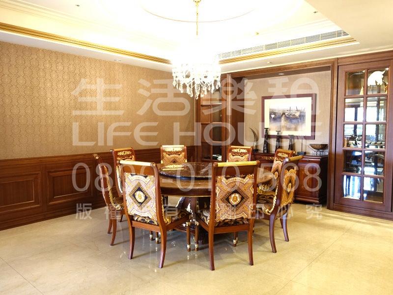 中悅登峰4F ▎近福容飯店