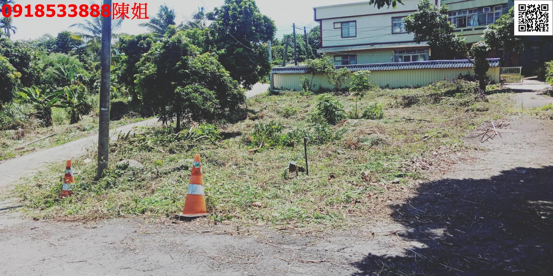 嘉義縣中埔頂六農地212坪 有水電環境優美近市區