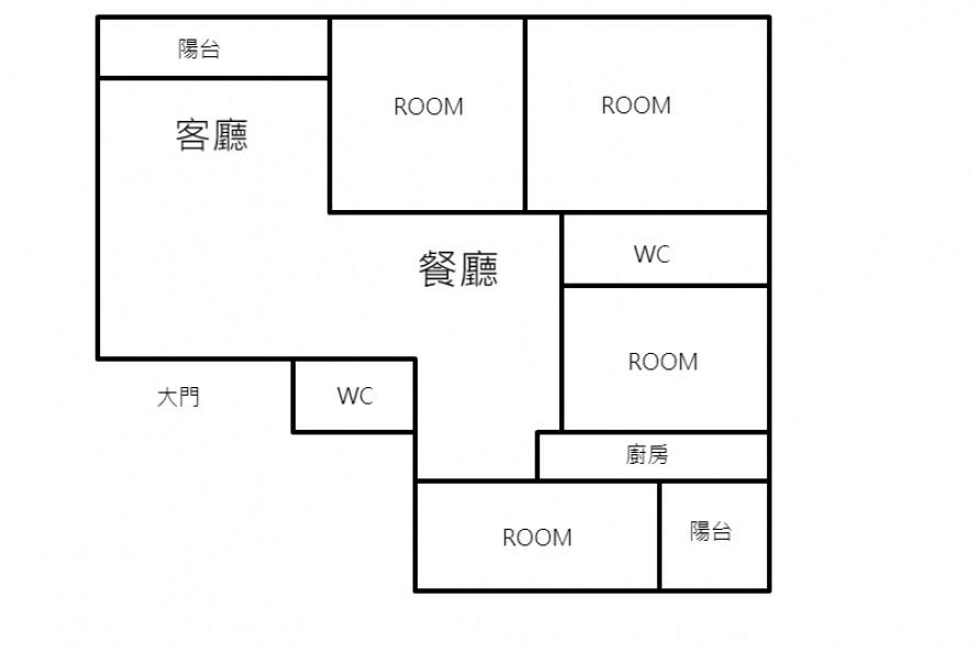 新悅城景觀海景四房平車1