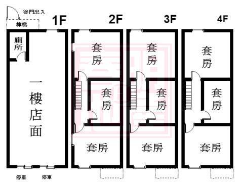 湖口竹九1樓雙店面加9套房-春明地產-035551111