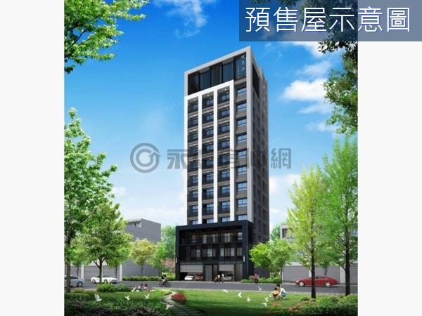 三民學區綠見築高樓2房車位