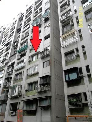 ★淡水楓丹白露漂亮3房★名人山水城市大學關渡捷運
