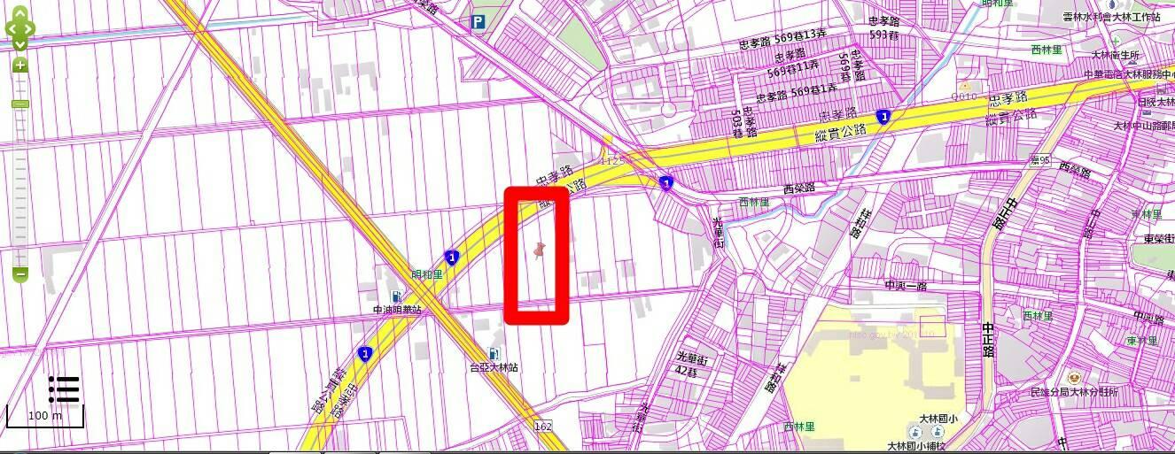 『自售』都市計畫內農地★正台一線縱貫路旁