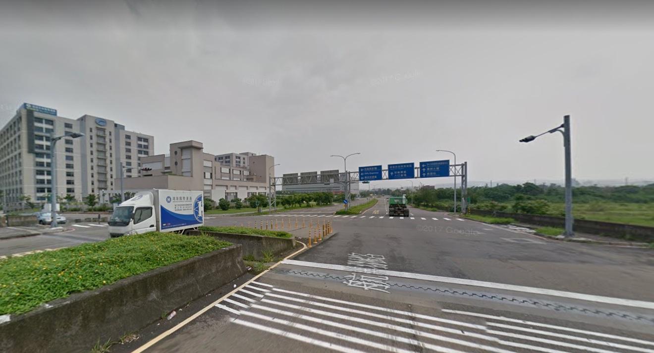 航空城大地坪拆遷戶2棟透天40米路旁交通部