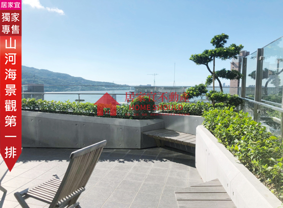 E46專售。淡水達麗世界灣。湖光山色大邸