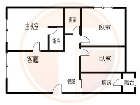 竹城早稲田3房車