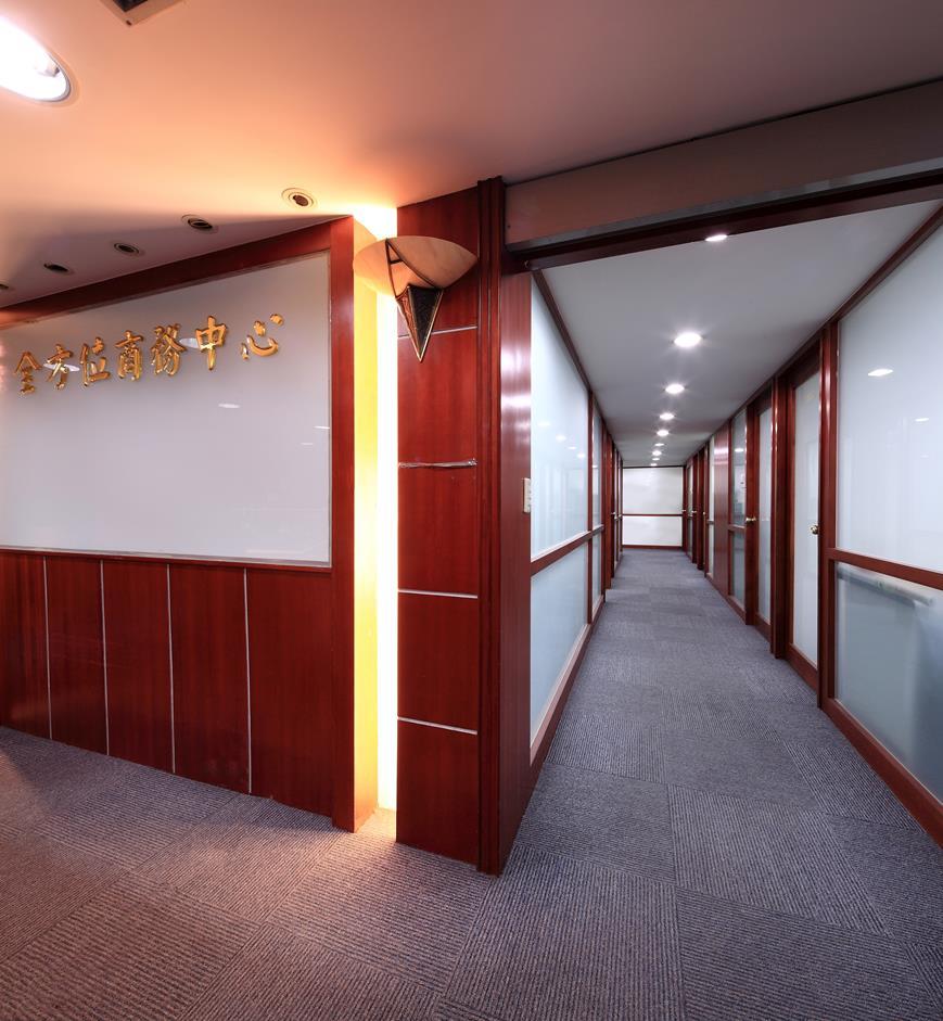 平價優質!20年老字號商務中心,1~4人小型商務辦公室出租