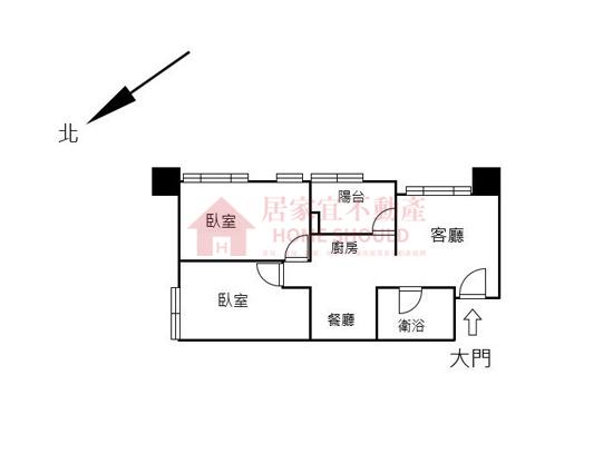 2019090淡水『福樂家精緻裝潢波光粼粼海景兩房』