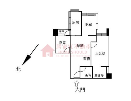 2019101淡水「台北灣江南低總價景觀三房」