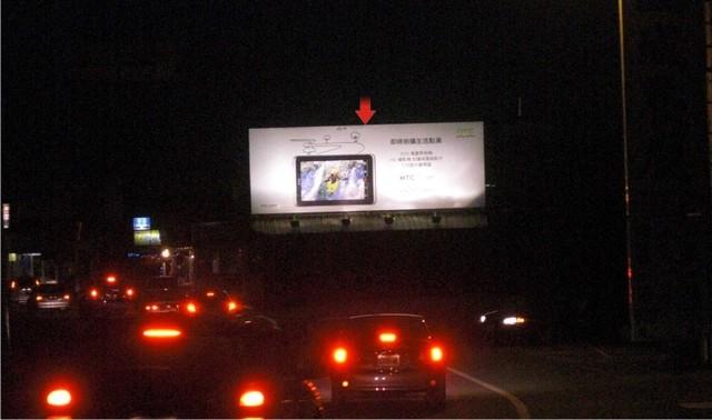 K-0023鐵架廣告牆-雲林縣古坑鄉永光村大湖口62號-劍湖山往高速公路方向廣告看板