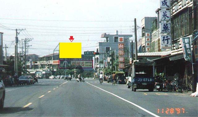 TN-S-33-台南市佳里區子龍里1號之2-麻豆交流道通往佳里鎮的聯絡道廣告看板
