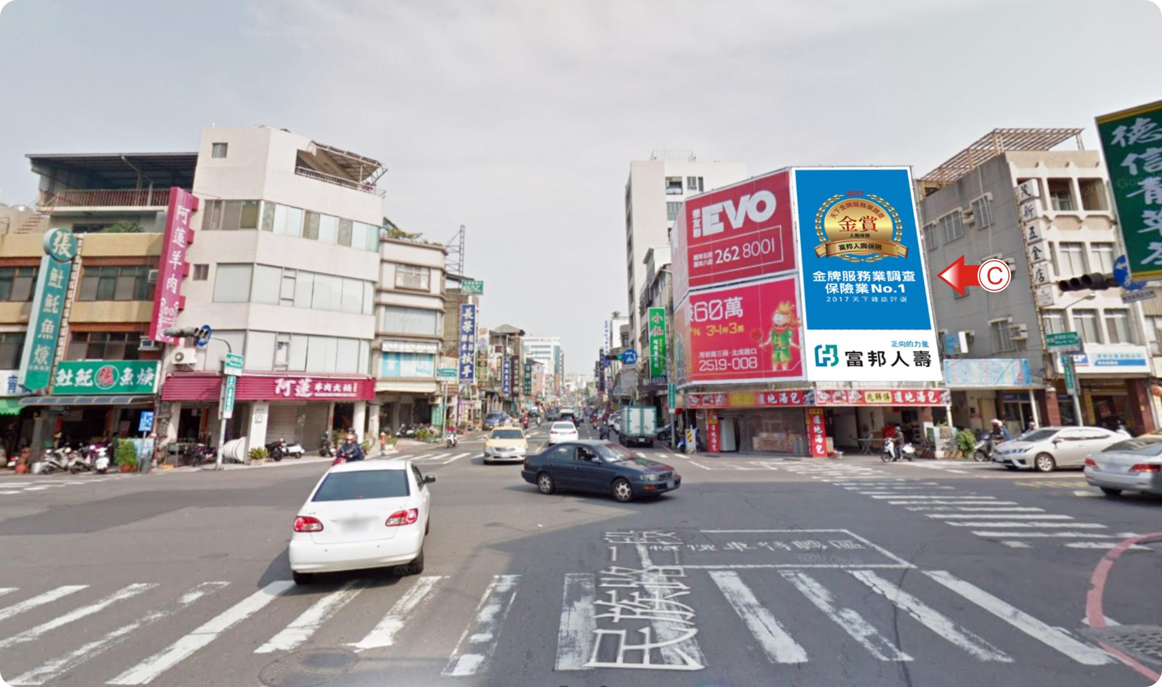 N-0795C-金華路商圈、協進國小、西門圓環、永樂市場