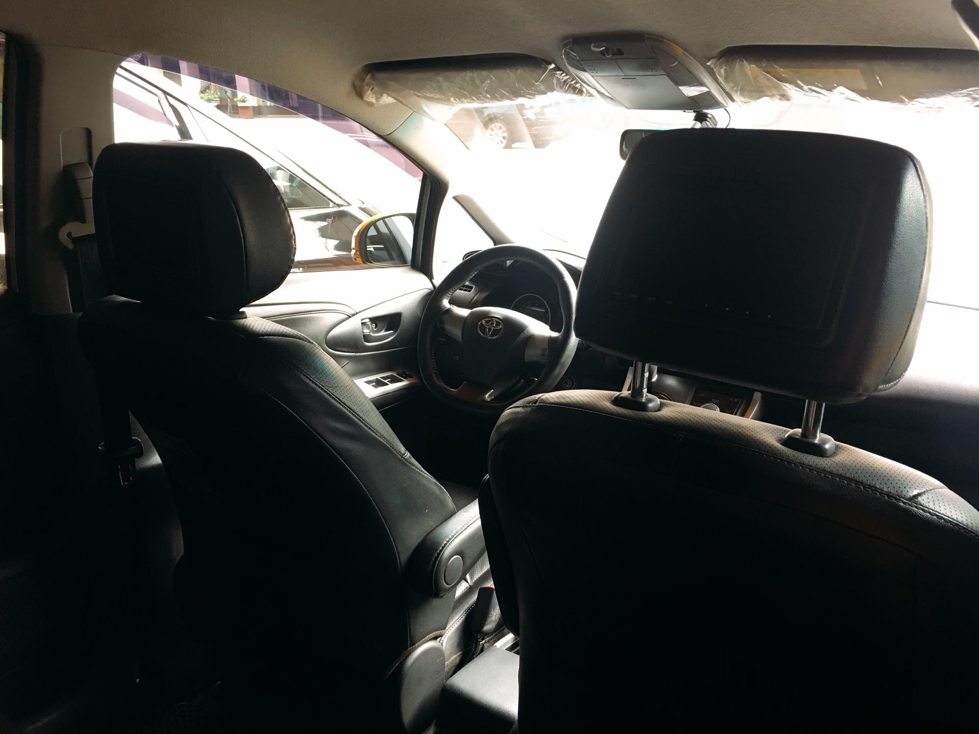 計程車椅枕(防塵套)