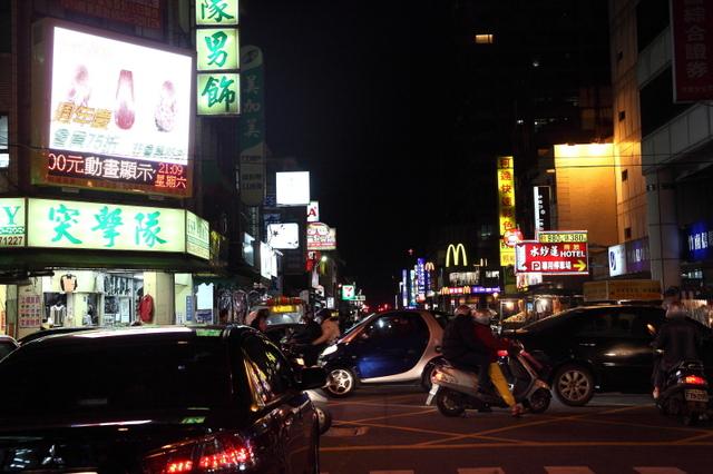 (聯播)竹南市區人潮最多LED電視牆