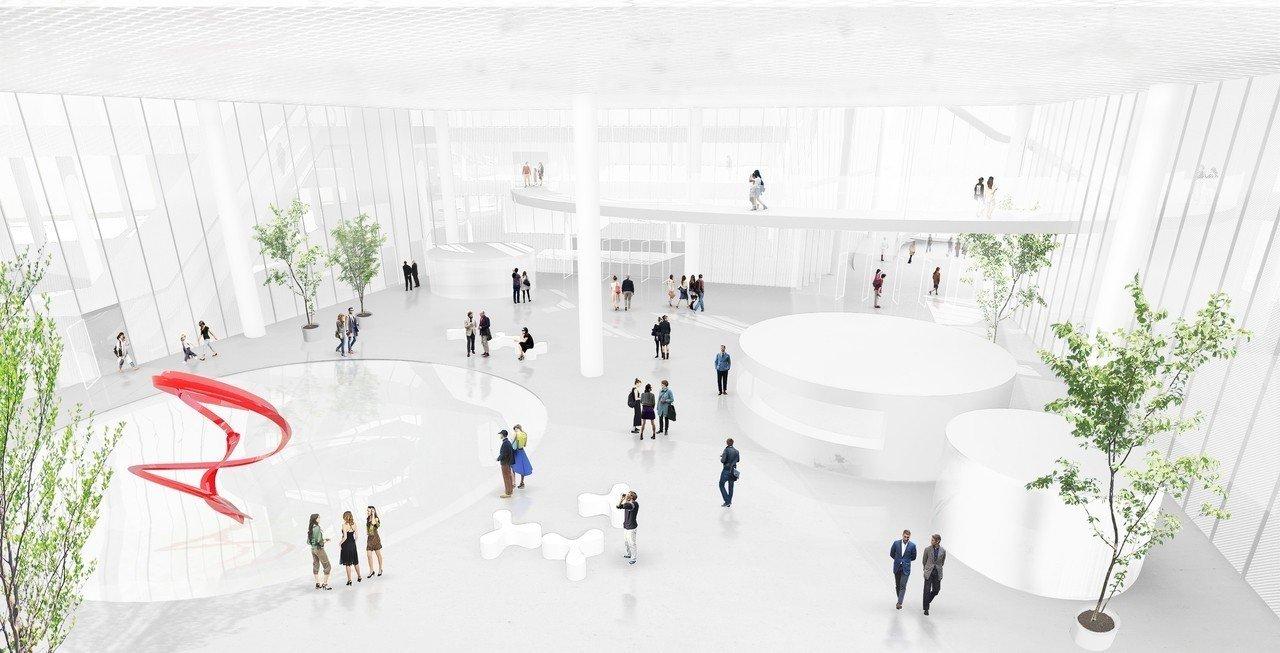 圖片:水湳の崛起!世界級新地標 「綠美圖」9月開工   周邊重大建設逐漸到位!