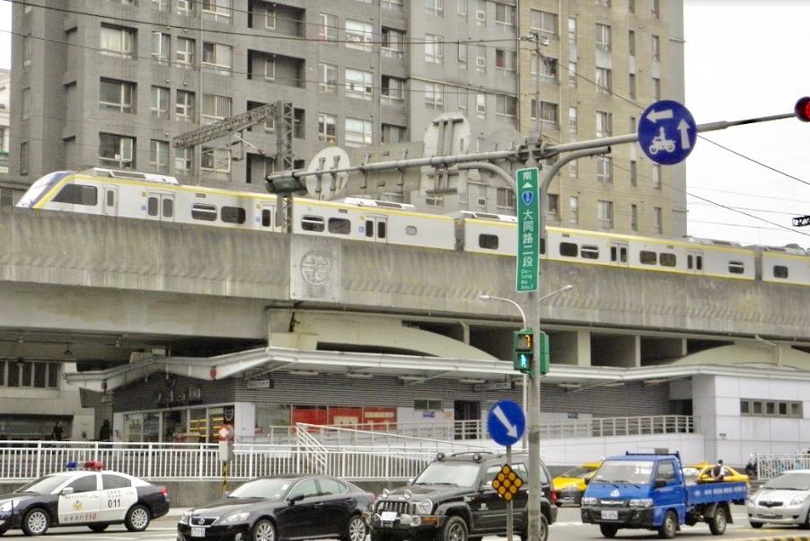 圖片:基隆輕軌改捷運!汐科站房市潛力十足