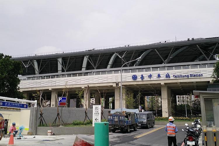 圖片:台中鐵路高架化啟用!台中房市景氣軌道經濟來臨