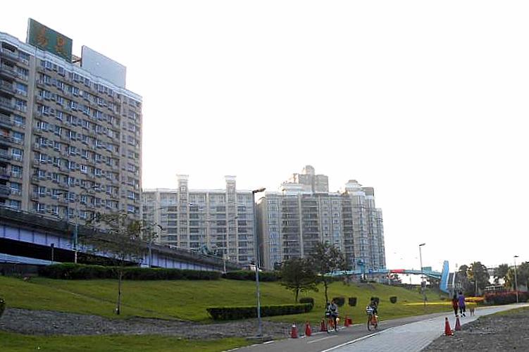 圖片:大型建商搶標土地!新店房市今年不寂寞