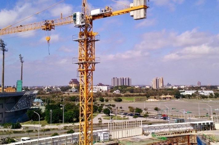圖片:建商搶地當先鋒!青埔重劃區房市有看頭