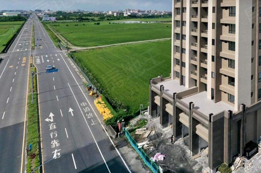 圖片:南科效應持續發酵!新市、善化土地移轉量大爆發