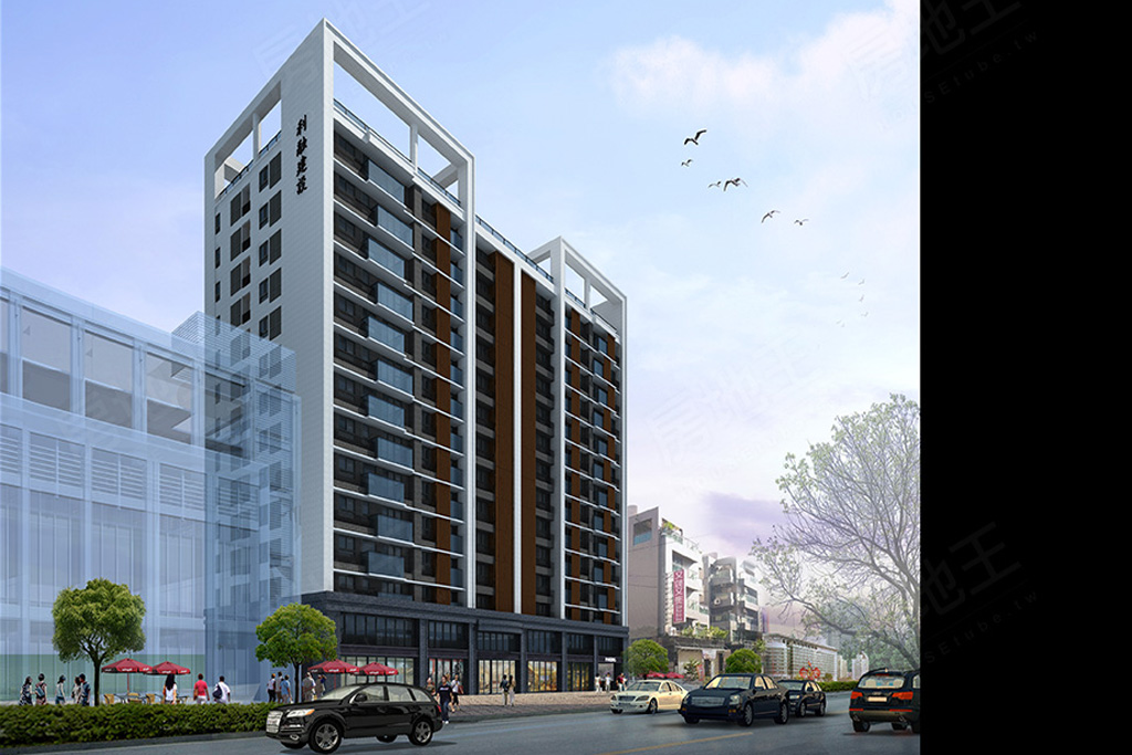 圖片:高雄市鳳山區居住好環境,預售大樓生活圈便利