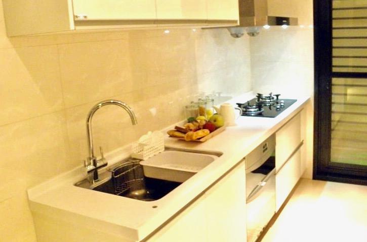 圖片:買屋看風水!廚房裝設避開水火相沖