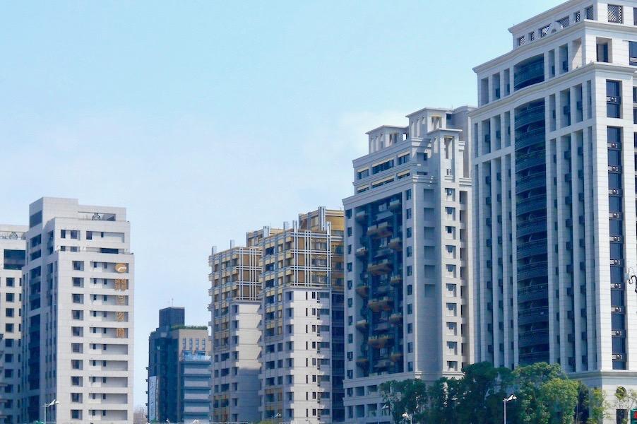 圖片:從數字看房市!台中房地產前景受青睞