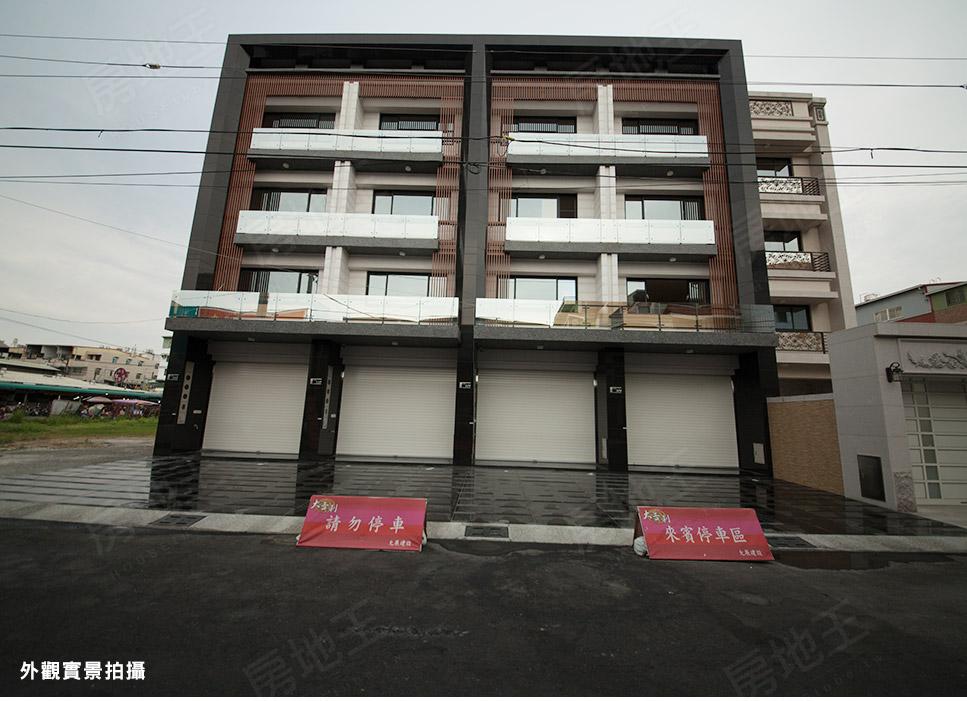 圖片:登發市場旁優地段,店墅辦三合一電梯金店面正熱賣