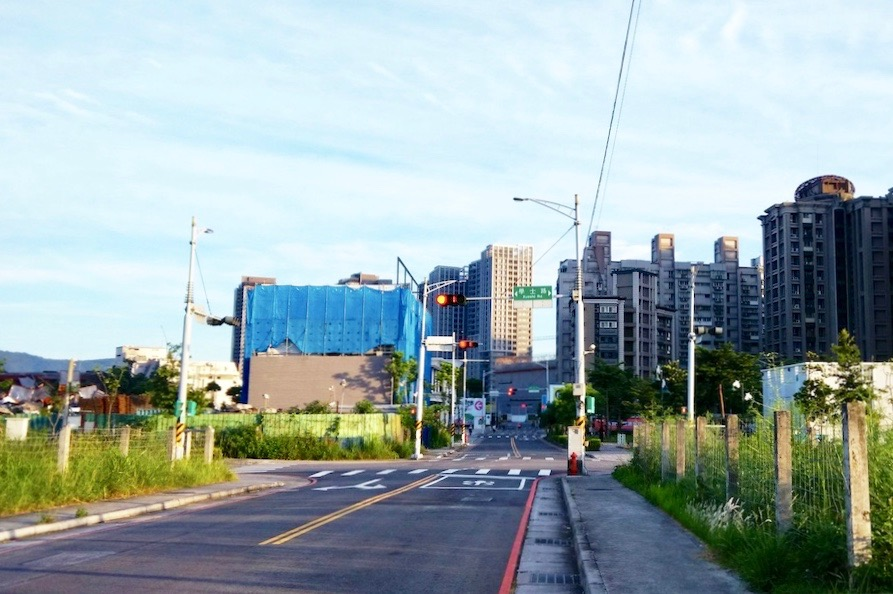 圖片:重劃特區巡禮!土城交流道助攻金城重劃區