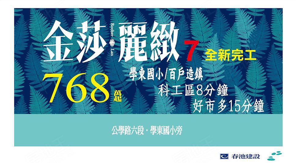 圖片:台南市安南區百戶造鎮未來可期