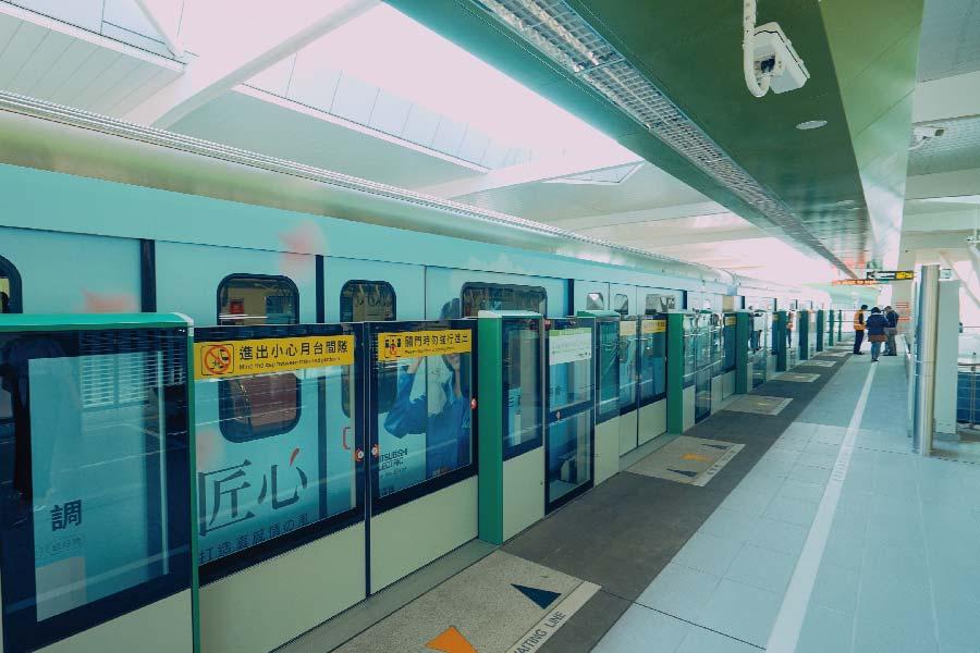 圖片:台中捷運 試營運 25日重啟 搶當好市多鄰居?捷運這五站火了!