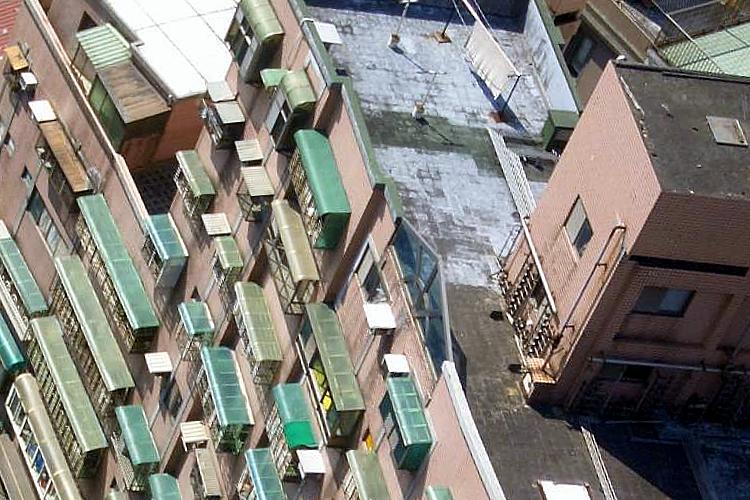 圖片:不動產法律系列!頂樓平台可不可以唯我獨享?