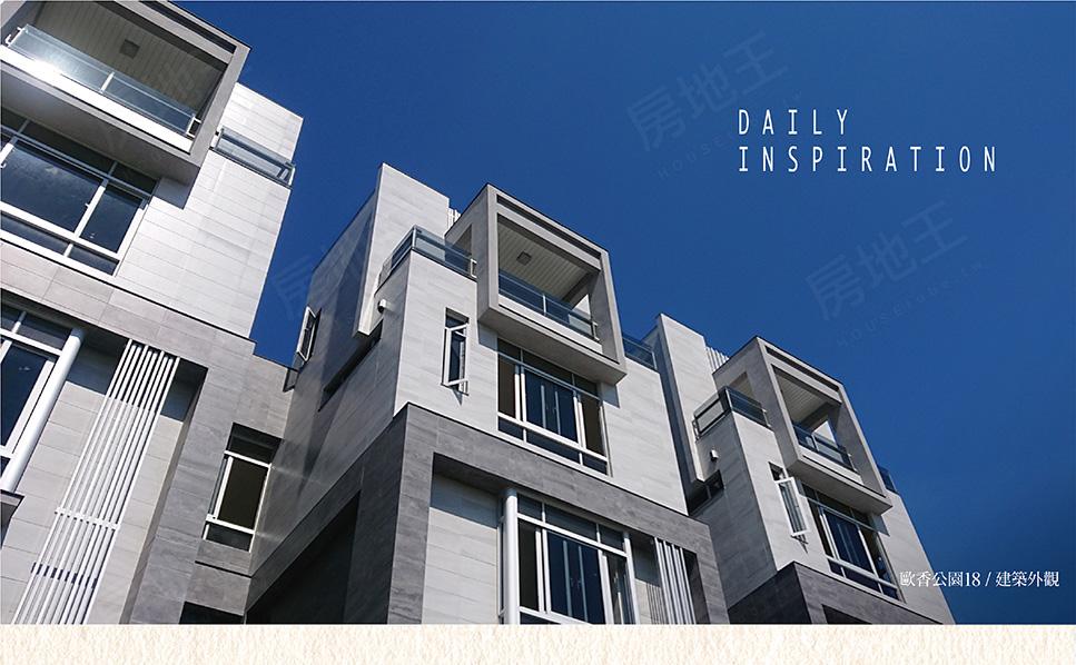 圖片:台南安南鎮安重劃區,豪宅級標配臨公園首排