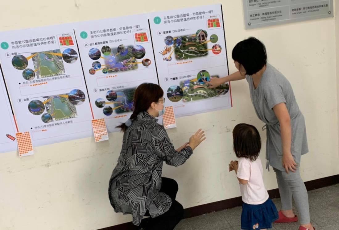 圖片:安南區商60市地重劃啟動 黃偉哲邀請市民朋友今日起參與票選公園特色主題