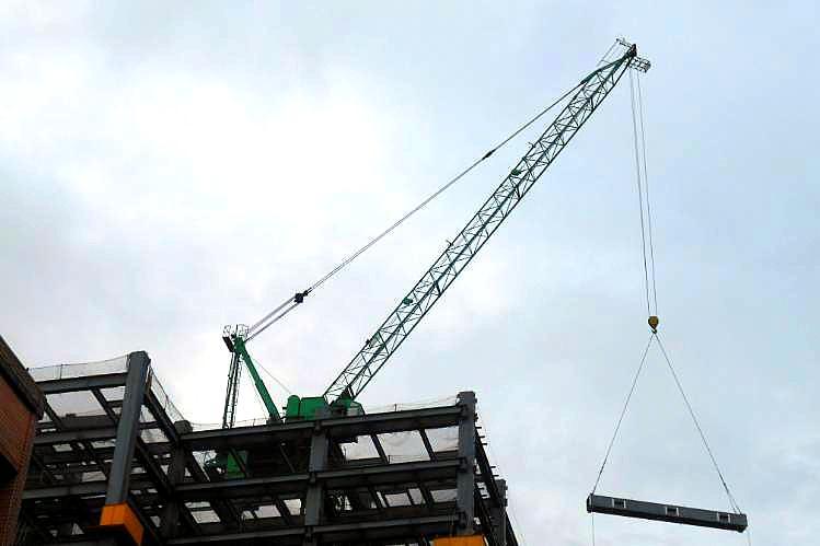 圖片:建案開工數大增!購屋選擇機會增加