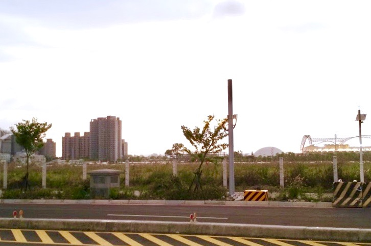 圖片:洲際娛樂商城雙強合作!11期、14期重劃區房市沾光