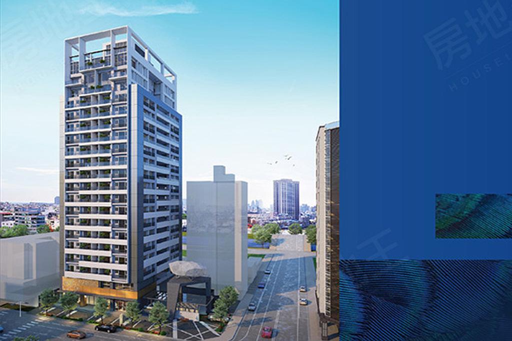 圖片:台南房產中心!運河星鑽特區打造都心新未來