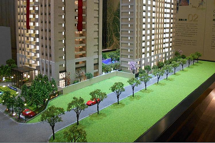圖片:預售建案模型不是「假的!」至少要看4大重點